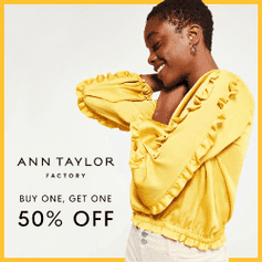 Zulily, ANN TAYLOR FACTORY Up to 75% off