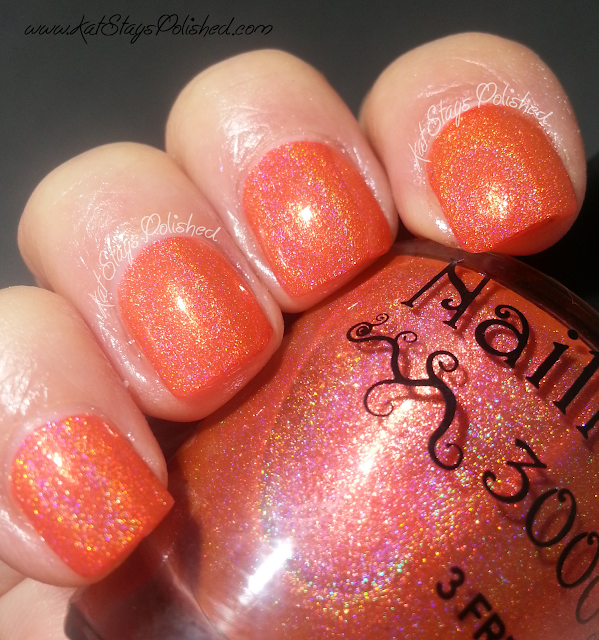NailNation 3000 Awesome Sauce - Direct Light
