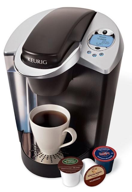 Keurig Coffee Pot And Single Cup; KEURIG COFFEE POTS;