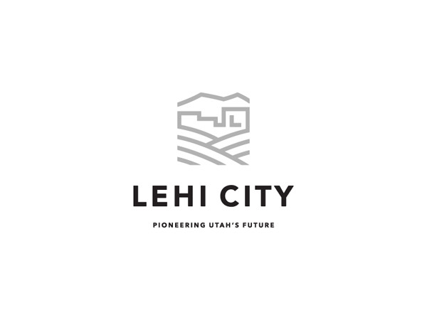 Inspirasi Desain Logo Monoline 2017 - Unused Lehi Logo