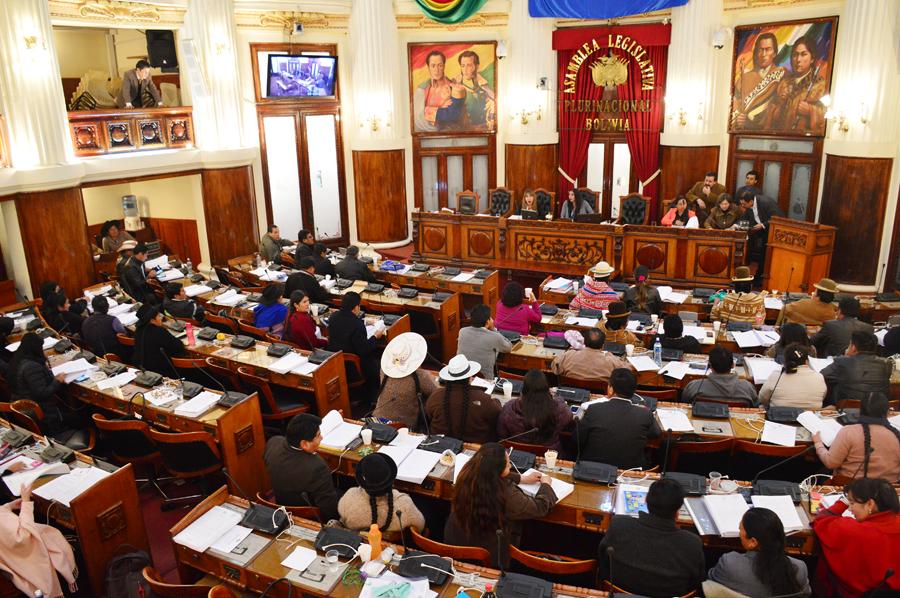 Cámara de Diputados espera aprobar Ley 122 del Código del Sistema Penal en dos semanas