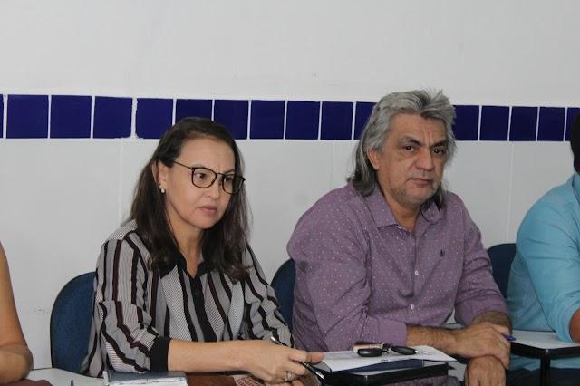 Prefeito Inácio Nóbrega participou de Importante Reunião no CISCO