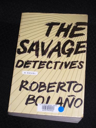 Roberto Bolaño and his fractured masterpiece.