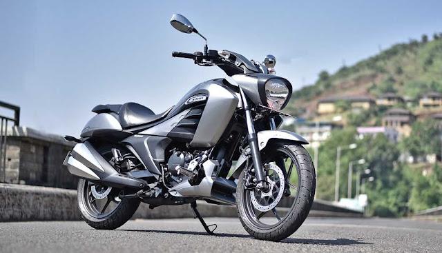 Spesifikasi Suzuki Intruder 150 Terbaru
