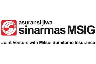 Lowongan Kerja PT. Asuransi Jiwa SINARMAS MSIG Pekanbaru Februari 2019