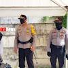 Kapolrestabes Yudhiawan, Kontrol Pos Pam PSBB dan Pos Pam Ops Ketupat 2020 Di Kota Makassar