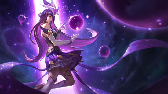 League of Legends - Syndra - Full HD 1080p