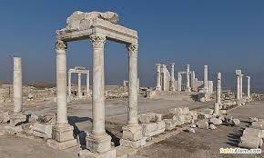 Türkiyenin Dünya Mirasına Kazandırdığı Doğal Güzelliklerden Biri Olan Laodike Antik Kenti
