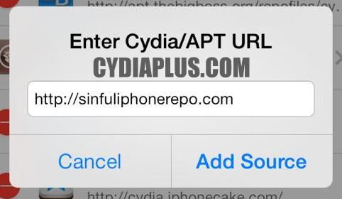 sinfuliphone-repo Best Cracked Sources/Repos for iOS 10 / 10.1.1 Apps