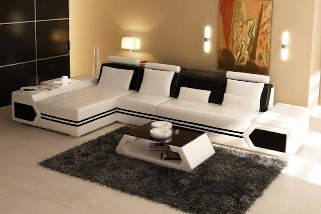 mẫu sofa giường đơn gọn nhẹ cho phòng khách