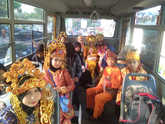 Karnaval Budaya dalam mengisi kemerdekaan
