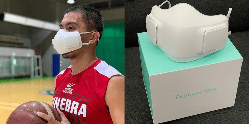 LG brings its Puricare Wearable Air Purifier to the Philippine market, priced at PHP 8,699