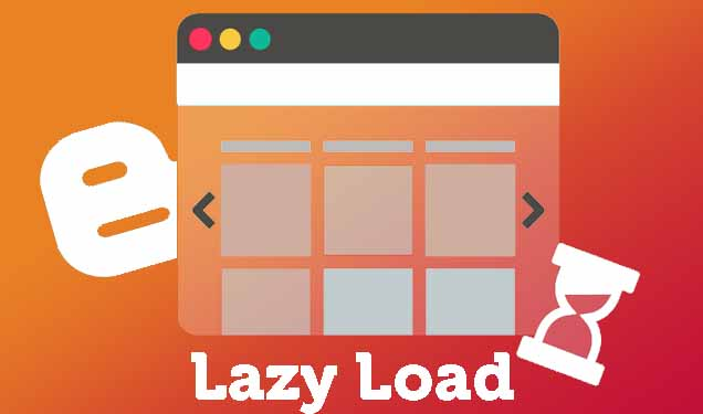 Lazy Load Gambar Di Blogspot