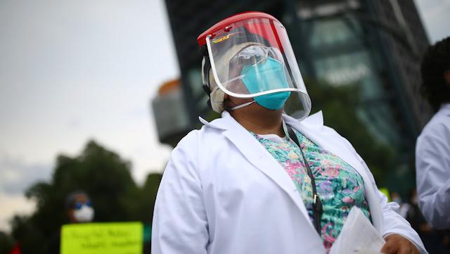 México supera los 256.000 casos de coronavirus y registra 30.639 muertos