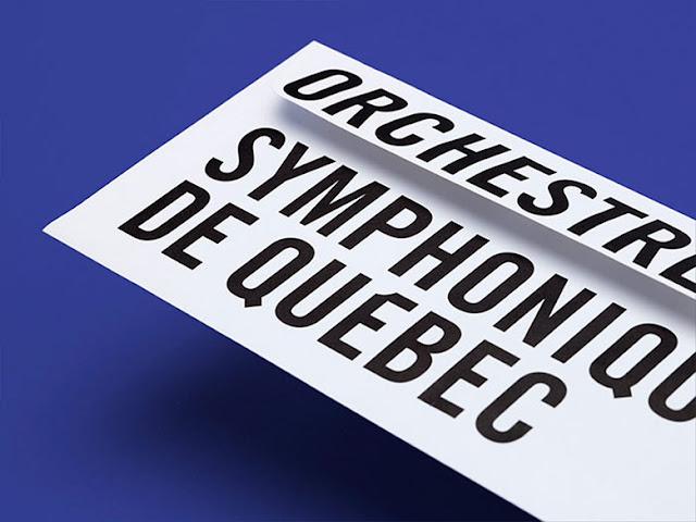 Orquesta sinfónica de Quebec presenta su nueva identidad