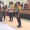 Pangdam Hsn, Bersama Kapolda Sulsel Gelar Kegiatan Latihan Tactical Floor Game (TFG)
