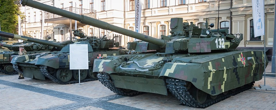 Дванадцять років тому на озброєння прийнято БМ Оплот
