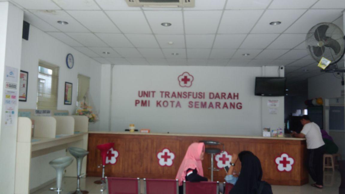 Prosedur Donor Darah Di Udd Utd Pmi Kota Semarang Heri Heryanto