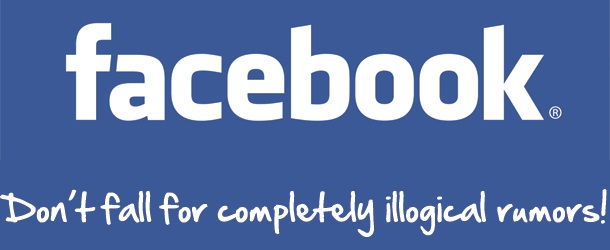 Facebooks's following me- the new hoax