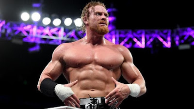 Buddy Murphy WWE Seth Rollins AOP Tag Name Change
