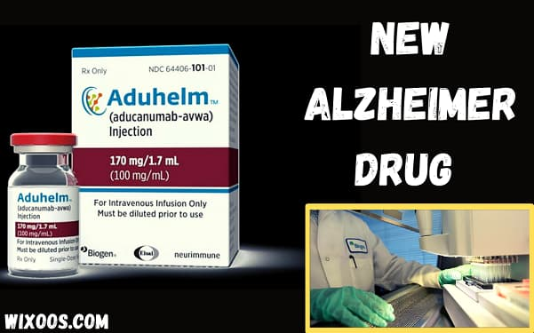 New Alzheimer drug approved: Aduhelm by the Biogen laboratory