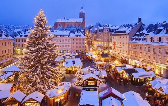 Deutscher Weihnachtsbaum.Der Deutschen Liebster Weihnachtsbaum Kommt Aus Georgien