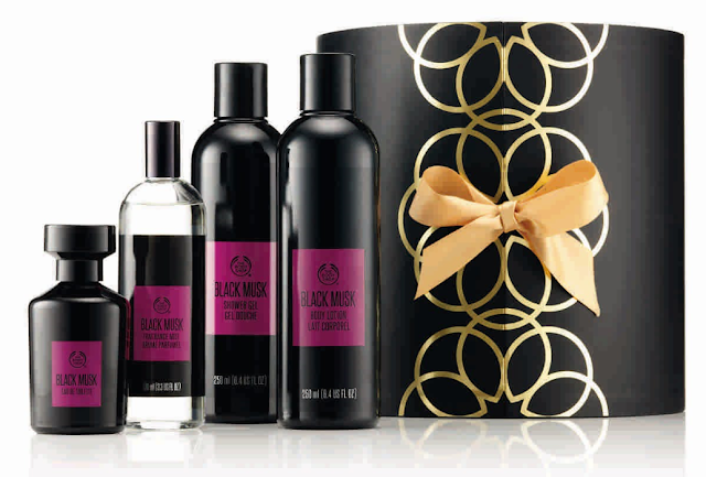 The Body Shop_Black Musk Luxury Collection, Rs 6330