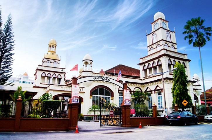 Latar Belakang Sejarah & Tujuan Pembinaan Masjid Muhammadi