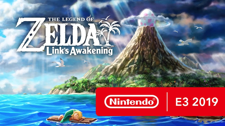 legend of zelda link's awakening remake release date nintendo switch dungeon creator