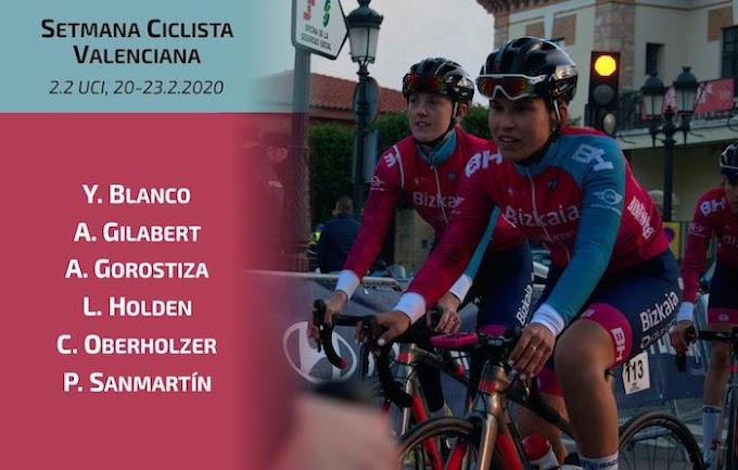 El Bizkaia - Durango buscará tener presencia en la Setmana Valenciana