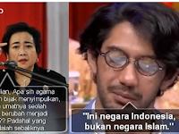 Reza Rahadian Sebut Indonesia bukan Negara Islam, Rachmawati Soekarno Putri Berang dan Balas Begini