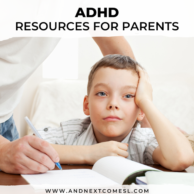 Resources for ADHD: parenting techniques, advice, and support