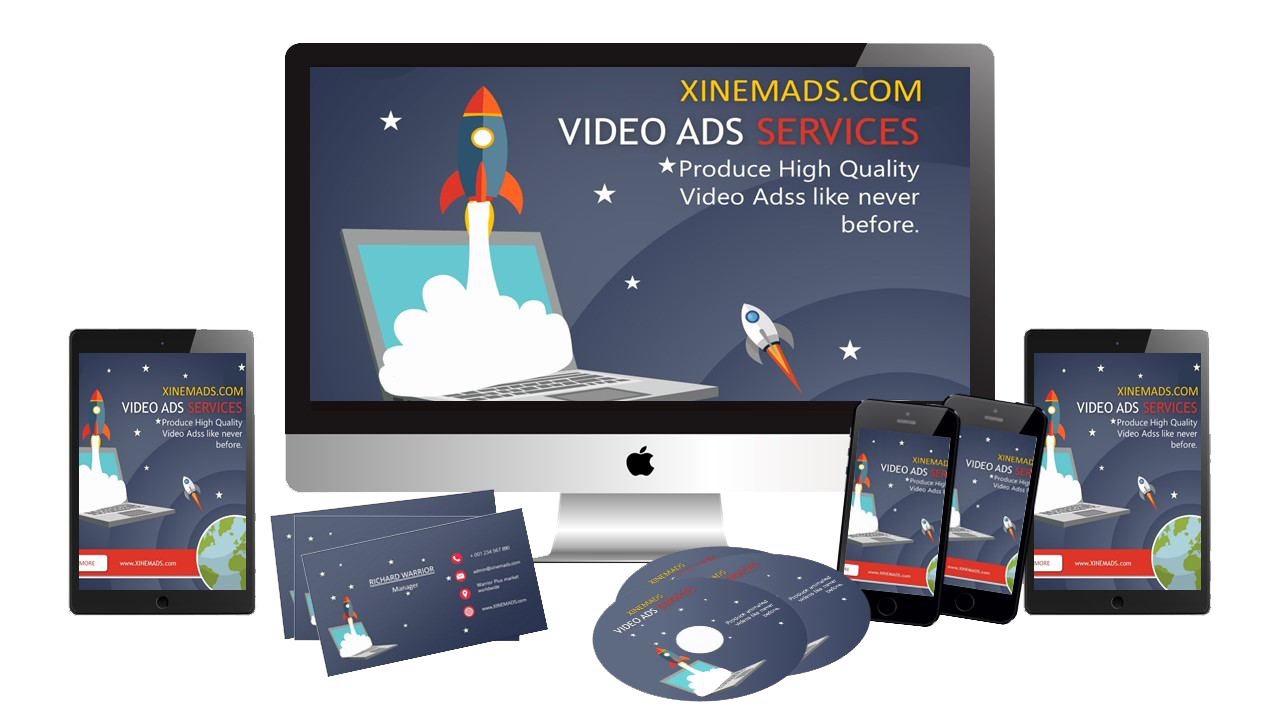 Xinemads FE Video Ads Templates