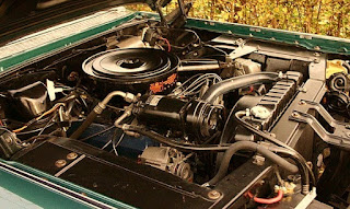 1964 Cadillac Eldorado Convertible Engine