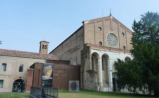 Iglesia de los Ermitaños, Padova.