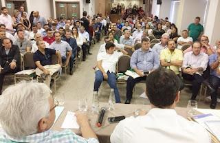Prefeitos e prefeitas se reúnem em João Pessoa e definem pauta de cobrança ao governo federal