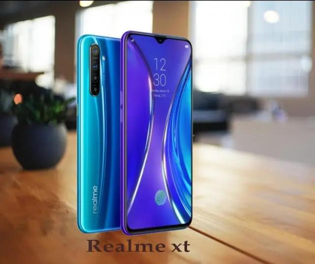 سعر ومواصفات هاتف Realme xt مميزات وعيوب ريلمي xt