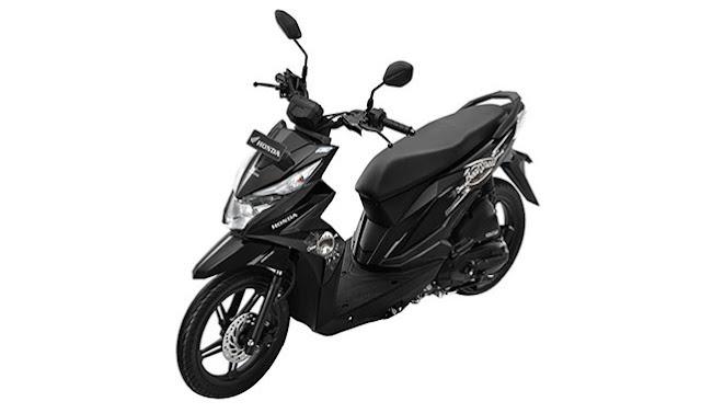 Sepeda Motor Honda Beat Street