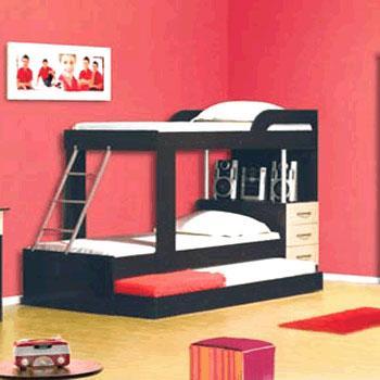 Camas cuchetas bunk beds by cama for Camas triples juveniles