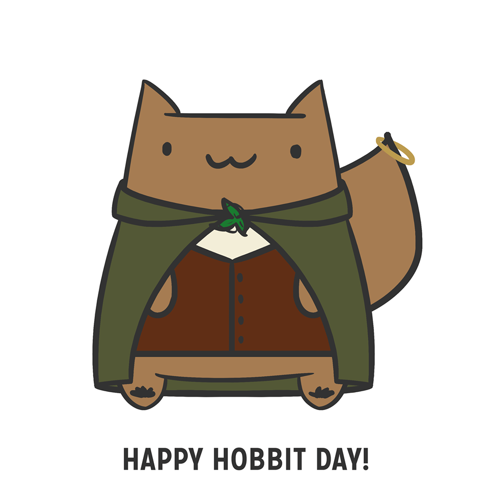 Hobbit Day Wishes Pics
