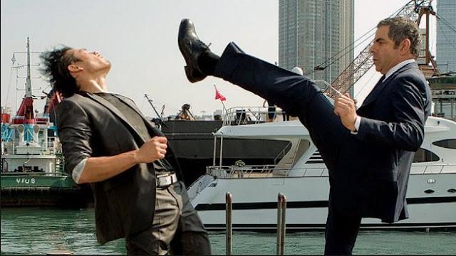 মিঃ বিন এর Action, Comedy মুভি Johnny English Reborn দেখুন হিন্দিতে মাত্র 155MB 20