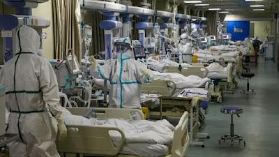 Perawatan Pasien Covid-19 di Wuhan