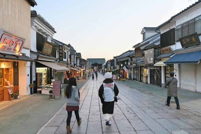 Zenkoji Nakamise Shopping Street