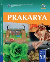 Buku Prakarya Siswa Kelas 7 k13 2017 Semester 1