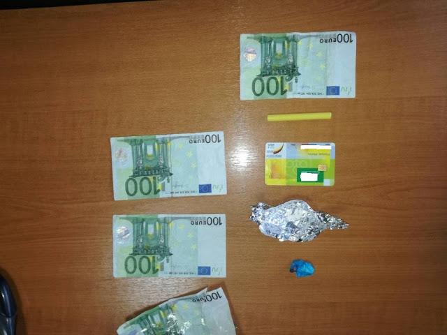 Ηγουμενίτσα: Συνελήφθη 32χρονος ημεδαπός με πλαστά 100ευρα και μικροποσότητες κοκαΐνης (+ΦΩΤΟ)