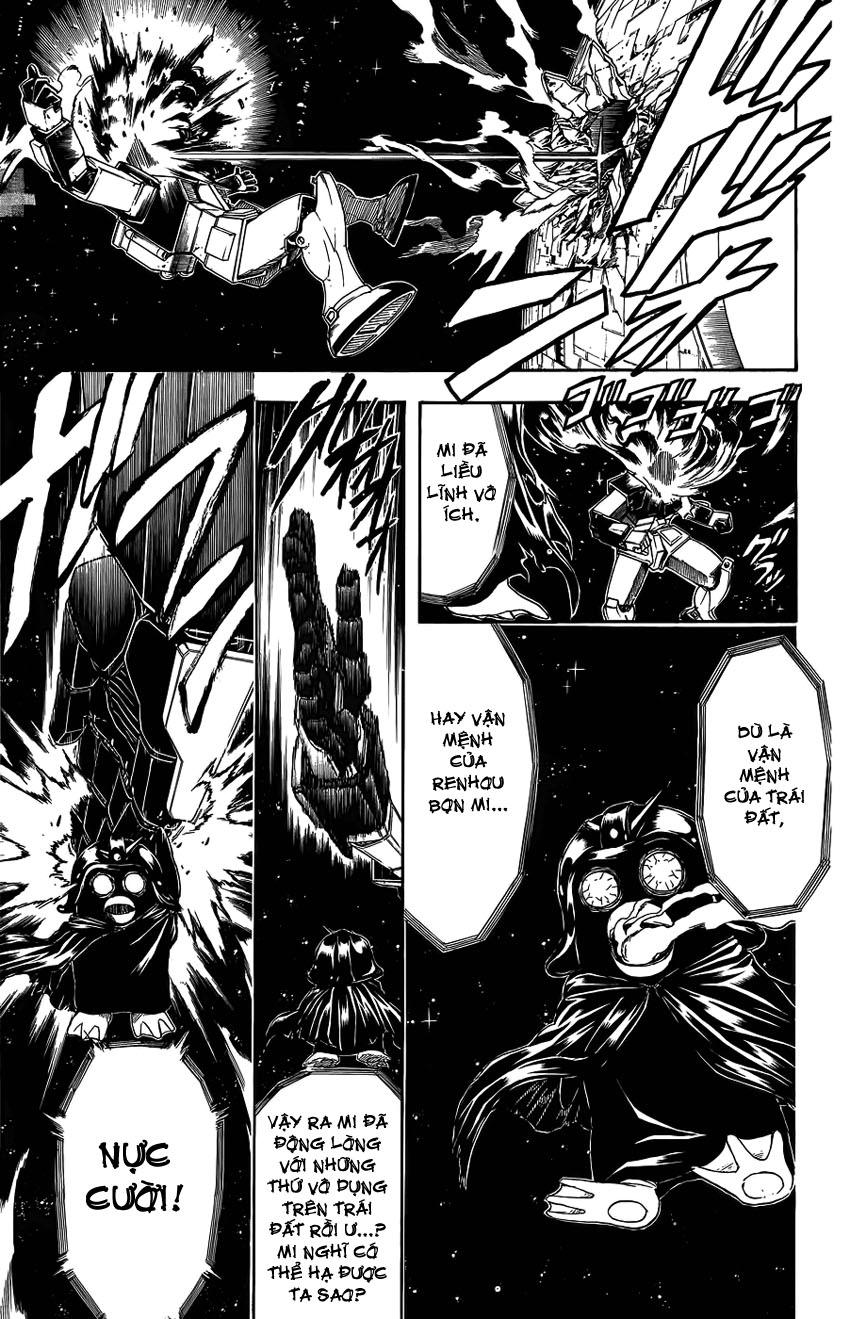 Gintama Chap 356 page 16 - Truyentranhaz.net