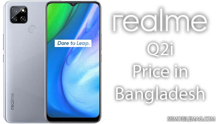 Realme Q2i, Realme Q2i Price, Realme Q2i Price in Bangladesh