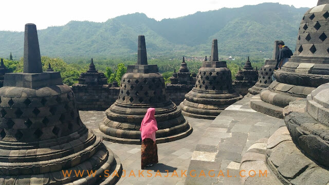 Borobudur Temple, I'm Coming!