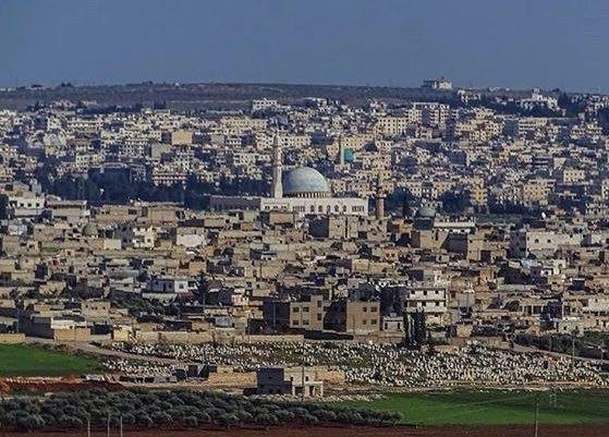 مليشيات المعارضة تجبر المدنيين على ترك منازلهم في ريف حلب