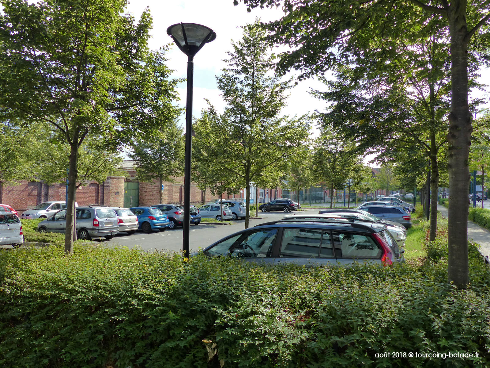 Parking du Bus, Tourcoing